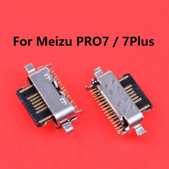 Cltgxdd prise de courant pour Meizu   Prise de courant, Micro USB 1 pièce, X8 15 16S 16X 16e MX1 MX2 MX3 MX4, MX5 MX6 Pro 6 7Plus