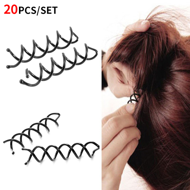2020 Hairstyle Maker Hair Twist Styling Brand DIY Braid Tool Clip Stick LR