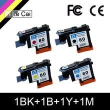 цена на HTL C4820A C4821A C4822A C4823A printhead for HP80 Designjet 1000 1050c 1055 Ink Cartridge print Head for hp 80 cartridge
