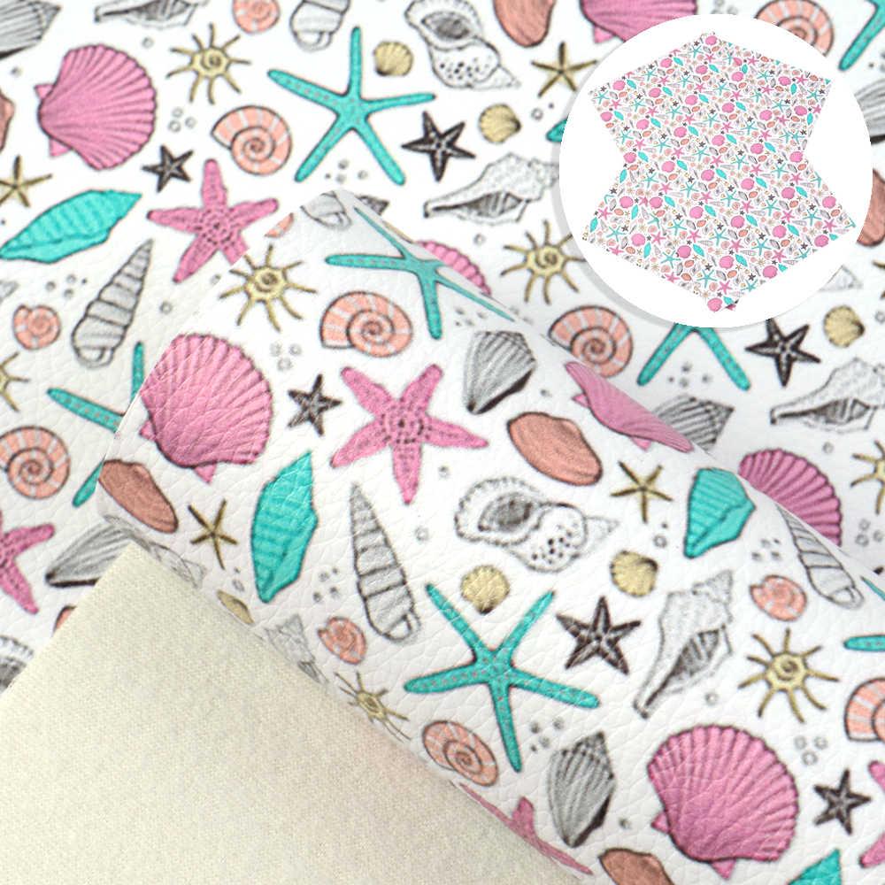 Accesorios David 20*34cm Animal impreso Litchi piel sintética falsa tela hojas Navidad niñas artesanía DIY Bow Bag, 1Yc9592