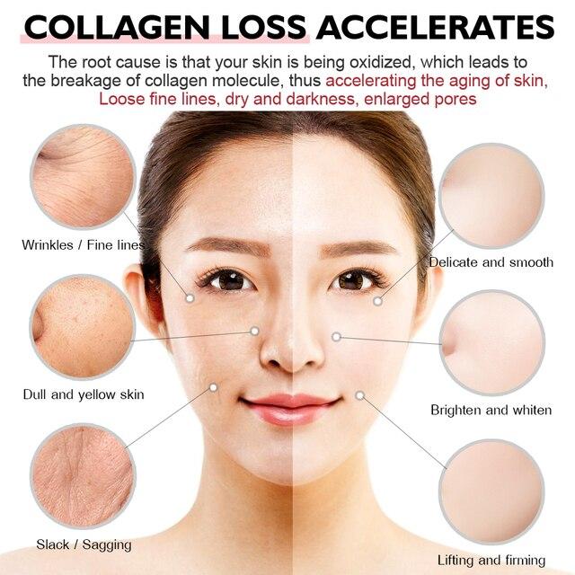 VIBRANT GLAMOUR-crema Facial Retinol, crema hidratante para el cuidado de la piel Facial, reafirmante y antiedad, blanqueador iluminador 2