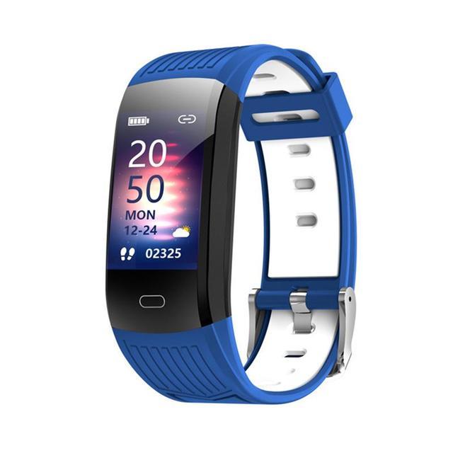 Men Smart Watch Fitness Tracking Smart Wristband Heart Rate Monitoring IP68 Waterproof Women Sports Tracker Bracelet 1
