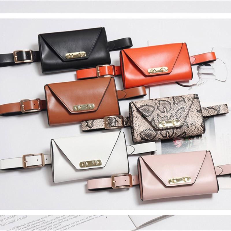 BLUE CORDUROY Danka Waist Bag Women Belt Bag Waist Bag Luxury Brand Bags For Women 2019 New Fashion