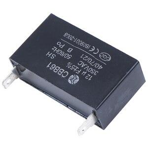 Image 5 - CBB61 12 미크로포맷 50/60Hz 350VAC 팬 모터 발전기 커패시터 검정 12 미크로포맷 발전기 커패시터 생성기