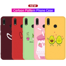 Cartoon Pattern Phone Case For Huawei P Smart Plus 2019 P30 P20 Lite 2019 Mate 20 Pro 10 P10 Lite Lovely Couple Cute Case Capa