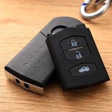 Сменный брелок для автомобильного ключа без с 3 кнопками откидной