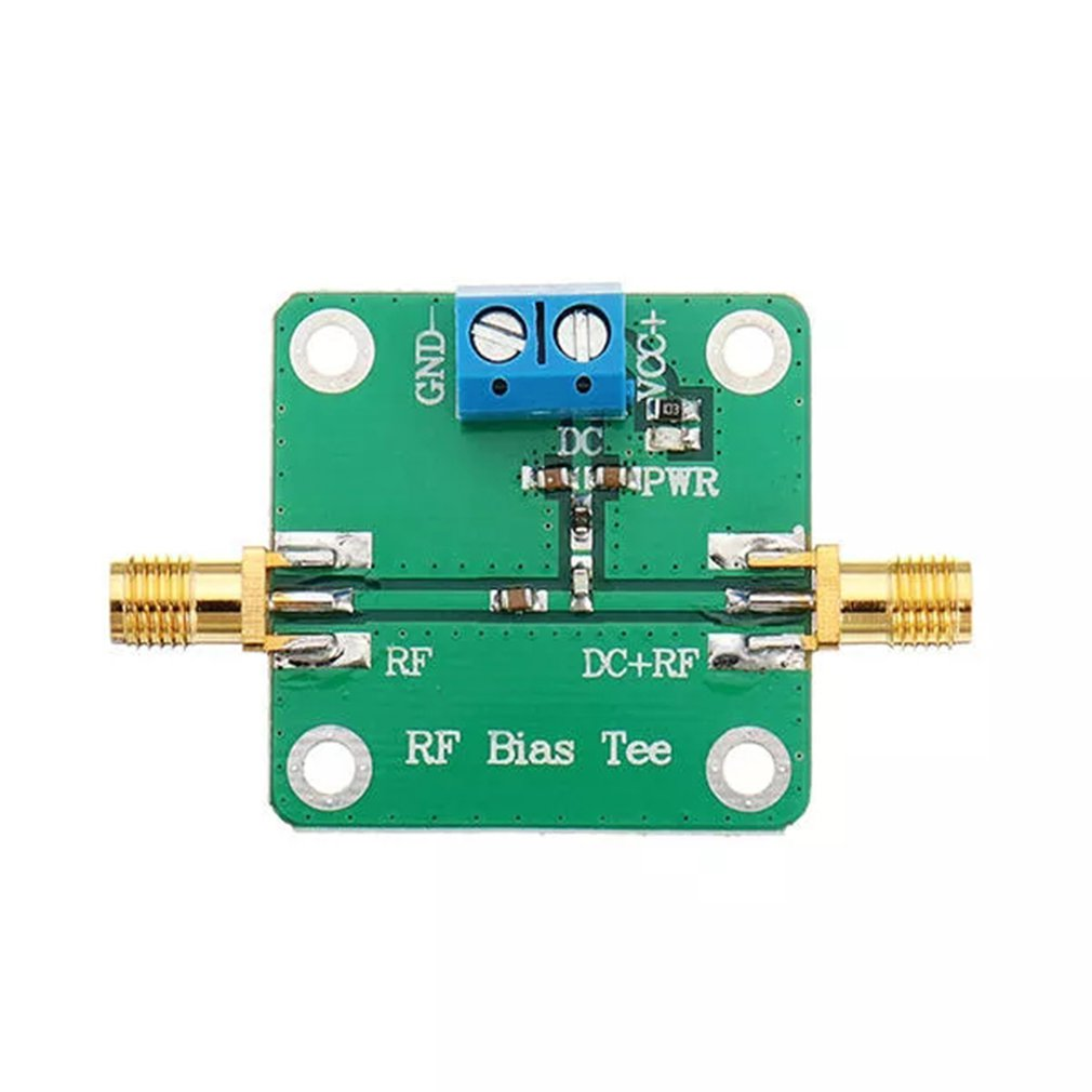 for Ham Radio Rtl <font><b>Sdr</b></font> Lna Low Noise Amplifier Bias Tee Wideband 10-6000 Mhz 6ghz DC Plug in 12V <font><b>Switching</b></font> ONLENY UK image
