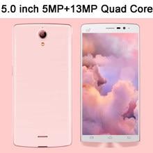 A90 4g lte versão global 2g ram + 16g rom original 5.0 polegada quad core 5mp + 13mp frente/parte traseira android smartphone celular celuares