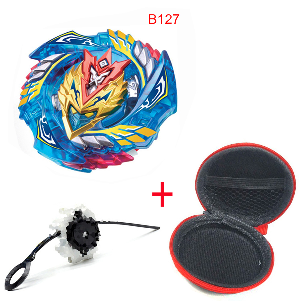 B127 B142 B-145 B144  Beyblade Burst Fafnir Cho-z Valkyrie.z.ev Without Launcher Bayblade Be Blade Top Spinner Toy For Children