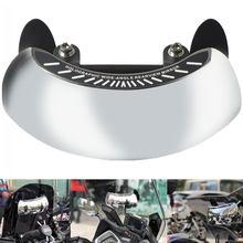 Rétroviseur de sécurité à 180 degrés pour moto, pour SUZUKI DL250V-STROM DL650 V-STROM DL1000 V-STROM 2013-2016
