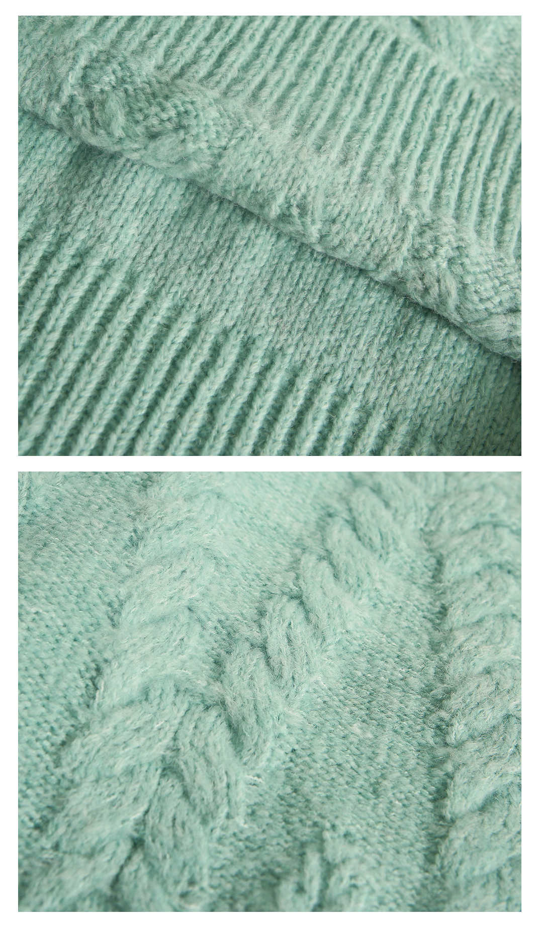 גברים של סוודר שמנמן סרוג מגשרי סוודר קשמיר ארוך שרוול חולצות רטרו עבור נערים צעירים חיצוני מוצק צבע סתיו חורף