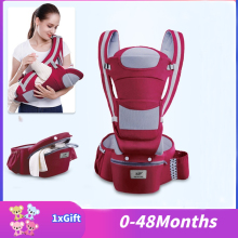 Эргономичная переноска для детей 0-3-48 месяцев, кенгуру, слинг для новорожденных, Ergoryukzak