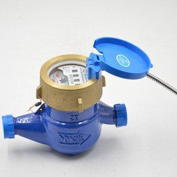 DN15 Wet Remote Water Meter Home Water Meter Ordinary Belt Remote Function Water Meter