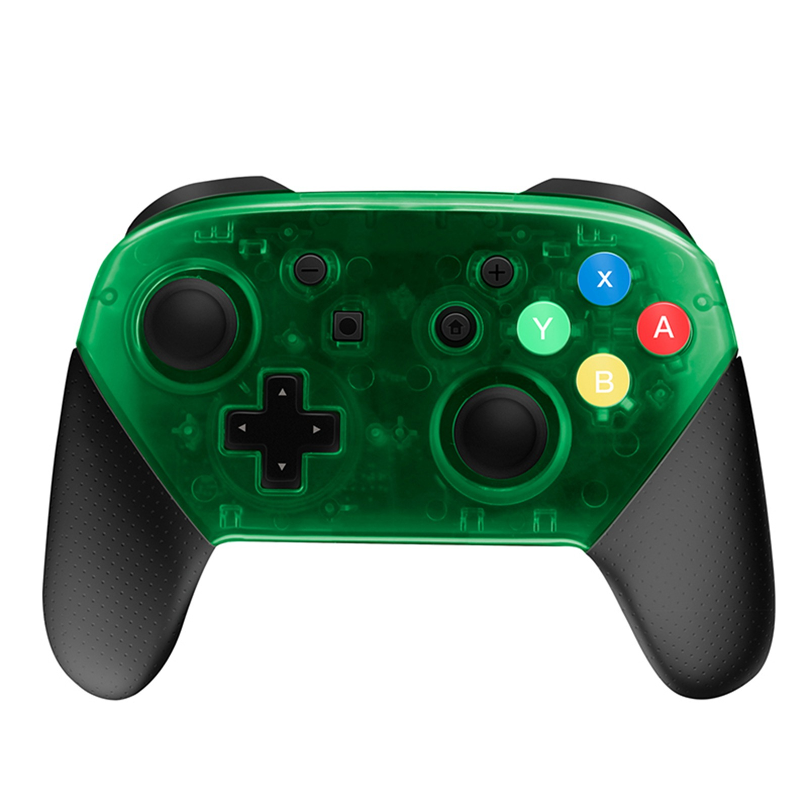Image 4 - For Nintendo Switch Pro Controller Replaceable Transparent Shell DIY Modified Shell Third Party Replacement Buttons Handle Cover-in Replacement Parts & Accessories from Consumer Electronics