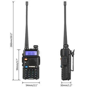 Image 4 - 2021 Baofeng UV 5R III tri band podwójna antena walkie talkie VHF 136 174Mhz/220 260Mhz i UHF 400 520Mhz Ham Radio skaner UV5R UV 5R