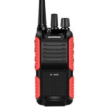 2 pçs baofeng walkie talkie BF 999S (1 2 3 4 5) mais 999 s 8 w/5 w 4200 mah transceptor portátil fm rádio em dois sentidos atualizar uhf BF 888s