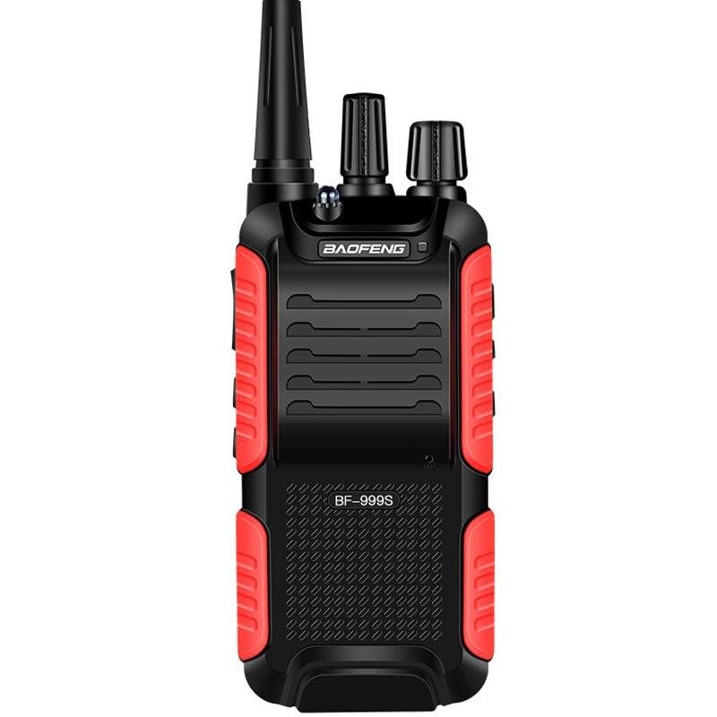 2Pcs Baofeng Walkie Talkie BF-999S(1 2 3 4 5) Plus 999S 8W /5W 4200mAh Transceiver Portable FM Two Way Radio Upgrade UHF BF-888s