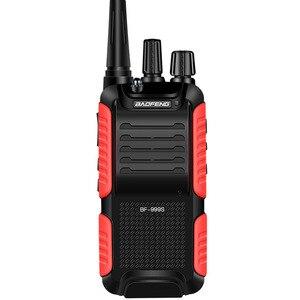 Image 1 - 2Pcs Baofeng Walkie Talkie BF 999S(1 2 3 4 5) Plus 999S 8W /5W 4200mAh Transceiver Portable FM Two Way Radio Upgrade UHF BF 888s
