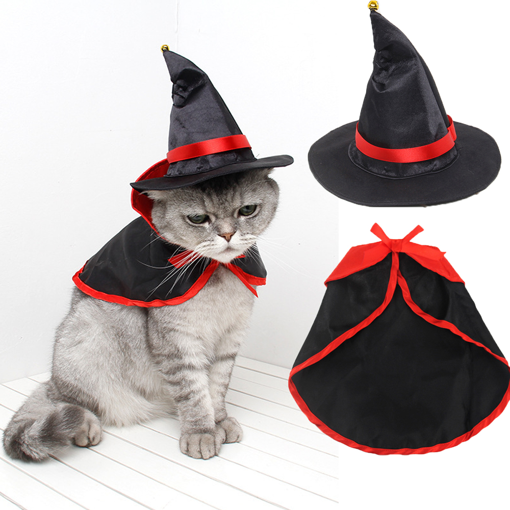 Halloween Pet Dog Cats Hat for Party Costume 1#