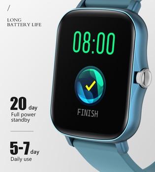 Смарт-часы Lemfo Y20 6