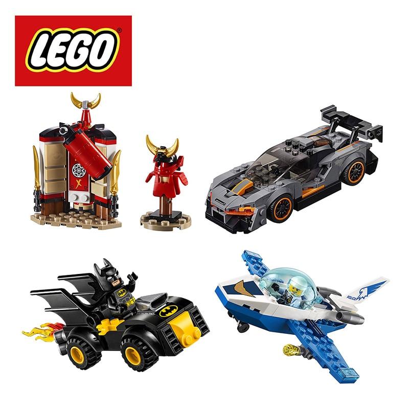 Genuino LEGO Equipo de Ciudad Gran Vehículos Kayac Aventura Cielo Policía Chorro Edificio Lego Ninjago Duplo Edifucio Bloques DIY Educativo Bloques de construcción para niños pequeños brillantes 50 Uds. Bloques grandes para bebés juguetes educativos grandes para niños EVA juego de simulación juguetes de espuma