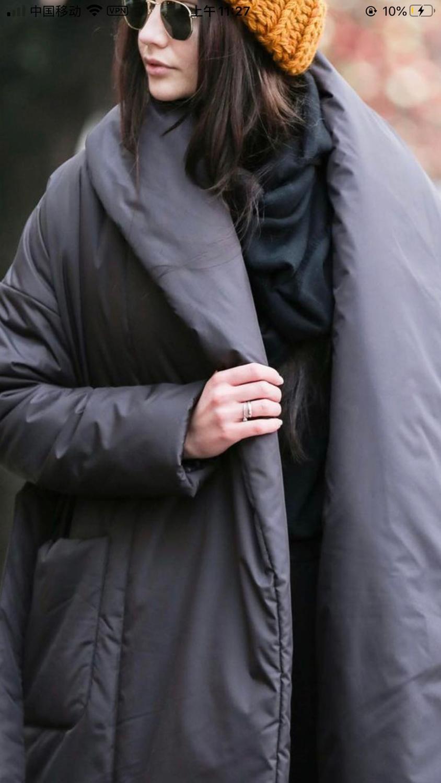 2020 Women Winter Jacket coat Stylish Thick Warm fluff Long Parka Female water proof outerware coat