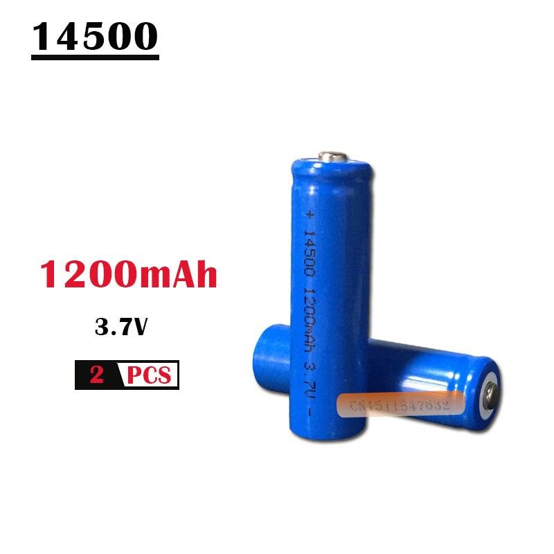 2 шт./лот EastFire AA 14500 1200 мАч 3,7 В литий ионные аккумуляторы и светодиодный фонарик, бесплатная доставка|rechargeable battery|aa 14500battery a | АлиЭкспресс