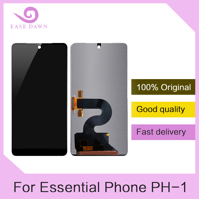 100% Original 5.7 inch For Essential Phone PH-1 PH1 LCD Display+Touch Screen Digitizer Assembly Replacement(China)