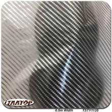 ITAATOP Carbon Druck Auf Film TSTY1135 0,5 M * 2/10/20M Hydro Dipping Film