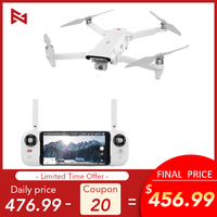FIMI X8 SE 5KM FPV With 3 axis Gimbal 4K Camera GPS 33mins Flight Time RC Drone Quadcopter RTF