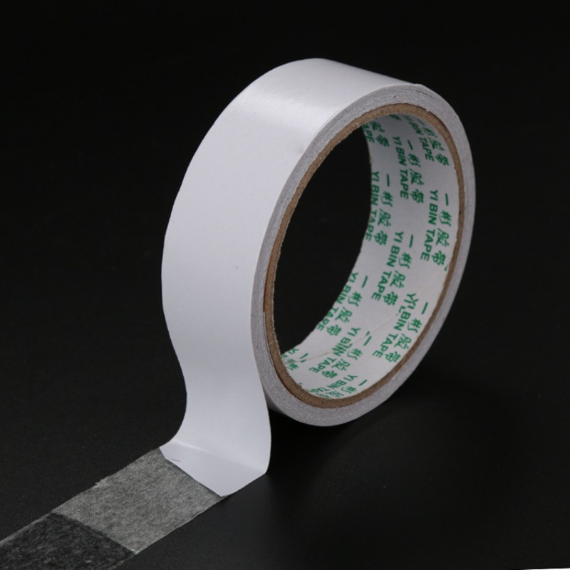 8M Double-sided Tape Strong Ultra-thin High-adhesive Glue Paper Cotton Double-sided Tape Dropshipping Ultra-thin Tape