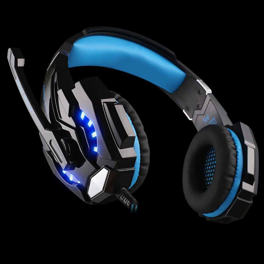 KOTION 各ゲーミングヘッドセットヘッドホン用 Led ライト xbox One S/Xbox one/PS4/タブレット /ラップトップ/携帯電話 3.5 ミリメートルステレオジャック