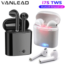 Hot Sale I7s TWS Bluetooth Earphone Stereo Earbud Wireless Bluetooth Earphones f