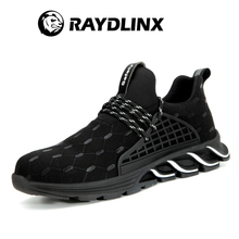 RAYDLINX Men's Safety Shoes…