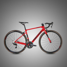 2020 Bicycle Plant 18K Carbon Fiber Dimension 700C Road Bike Raids Pro Road Bike R7000 Large Set of 22-Speed carbon bicycle sensah empire 2x11 speed 22s road groupset for road bike bicycle 5800 r7000