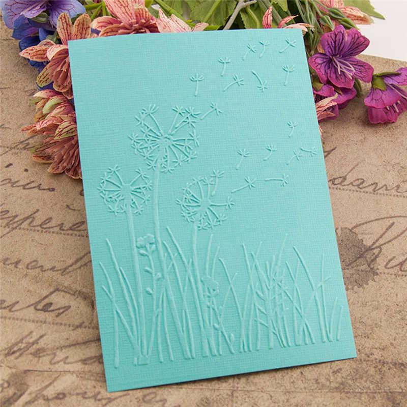1 uds, carpetas en relieve, DIY, fabricación de tarjetas de papel, plantilla de plantilla para álbum de recortes, sellos transparentes de plástico para decoración de bodas