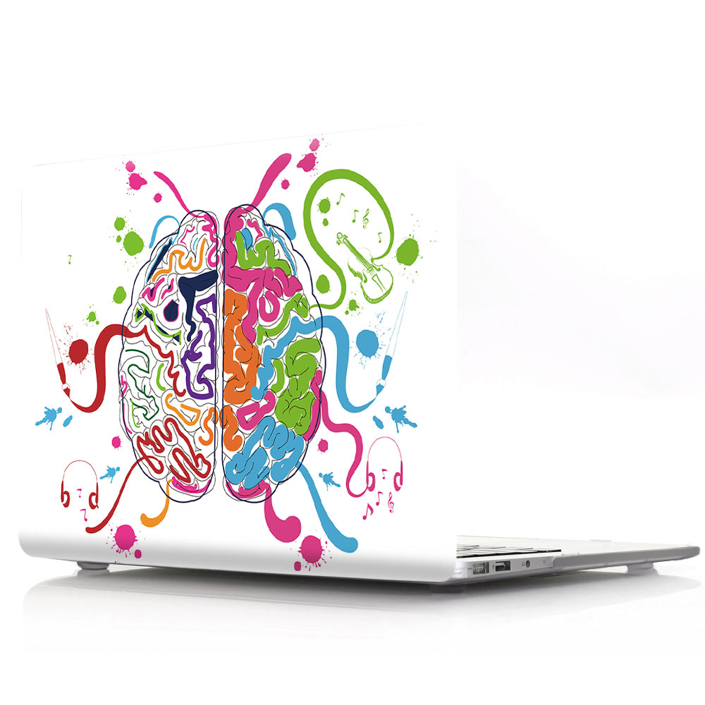 Brain Painting Case for MacBook 138