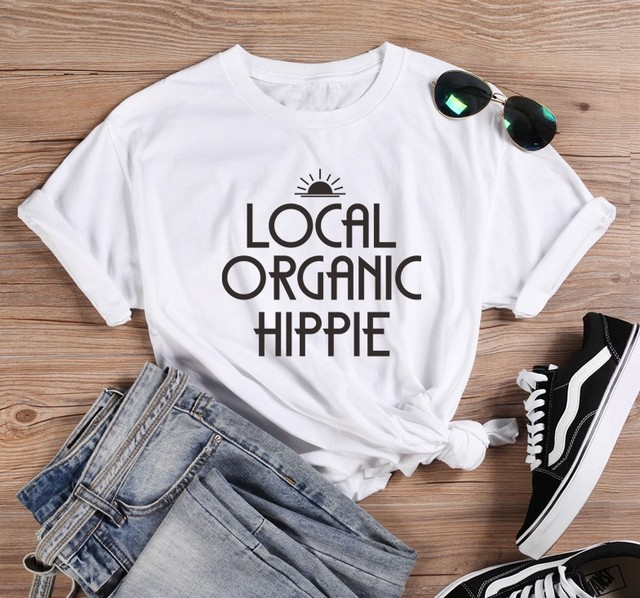 Women's Organic Cotton Casual T-Shirt