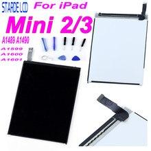 ЖК-дисплей и тачскрин для iPad Mini 2 3 Gen Retina Mini2 A1489 A1490 Mini3 A1599 A1600 A1601, Сенсорный Экран AAA 7,9''