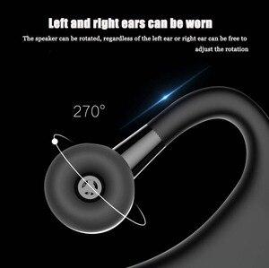Image 5 - YuBeter سماعات بلوتوث الرياضة سماعات لاسلكية مقاوم للعرق سماعات الأذن الحد من الضوضاء مدمج في هيئة التصنيع العسكري لتشغيل الأيدي الحرة