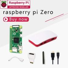 Raspberry Pi Zero DEV Kit 1GHz single-core CPU 512MB RAM Zero kit include Case MINI HDMI uUSB Cable