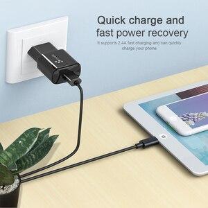 Image 5 - Swalle 5V 2.4A Plugs UE carregador de Alta qualidade carregador de viagem para o telefone móvel Novo carregador usb carregador portatil para smartphones