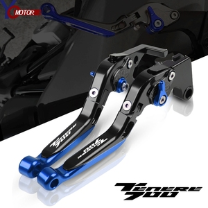 2020 NEW For YAMAHA Tenere TENERE 700 2019-2020 XTZ700 XT700Z Motorcycle CNC Adjustable Extendable Foldable Brake Clutch Levers(China)