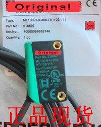 ML100-8-H-350-RT/102/115 czujnik fotoelektryczny 100% nowy oryginał