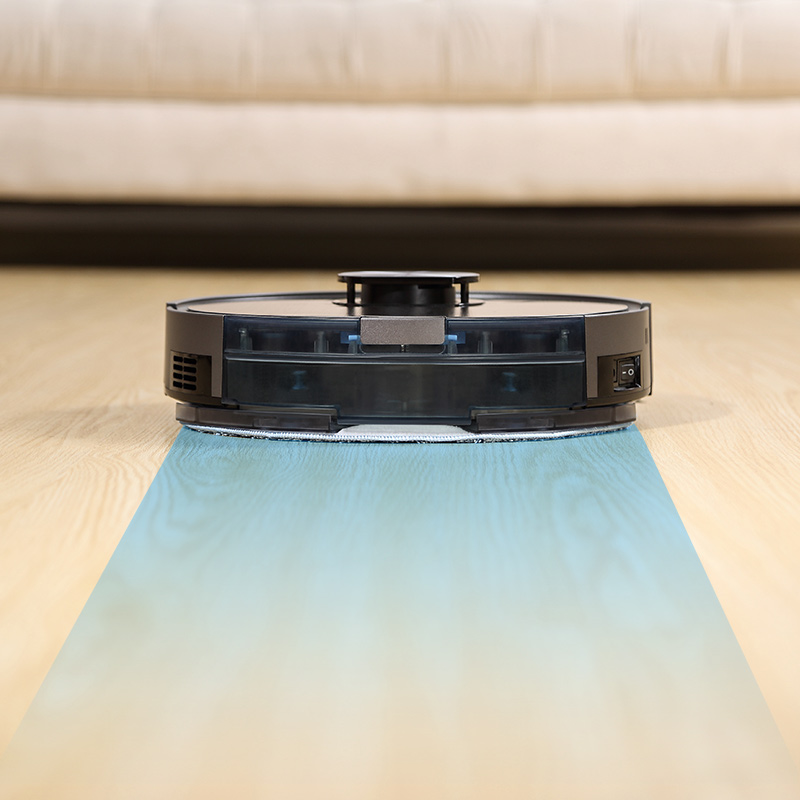 ILIFE A10s Robot Vacuum Cleane,LDS laser navigation, Smart Planned WIFI App Remote Control,Draw Cleaning Area On Map 6