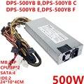 Новый блок питания для Delta FLEX NAS Small 1U 500 Вт DPS-500YB B DPS-500YB C DPS-500YB E DPS-500YB F