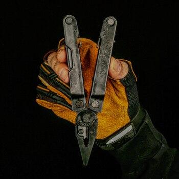 Leatherman Laiseman инструмент плоскогубцы арматура руиба многофункциональный комбинированный инструмент открытый портативный EDC
