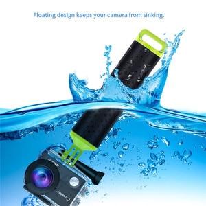 Image 4 - Universal Floating Hand Gripกันน้ำHandle Hand GripแถบลอยตัวMonopodสำหรับGoPro HERO 5 4 3 Xiaomi Yi Actionกล้อง 2 4K