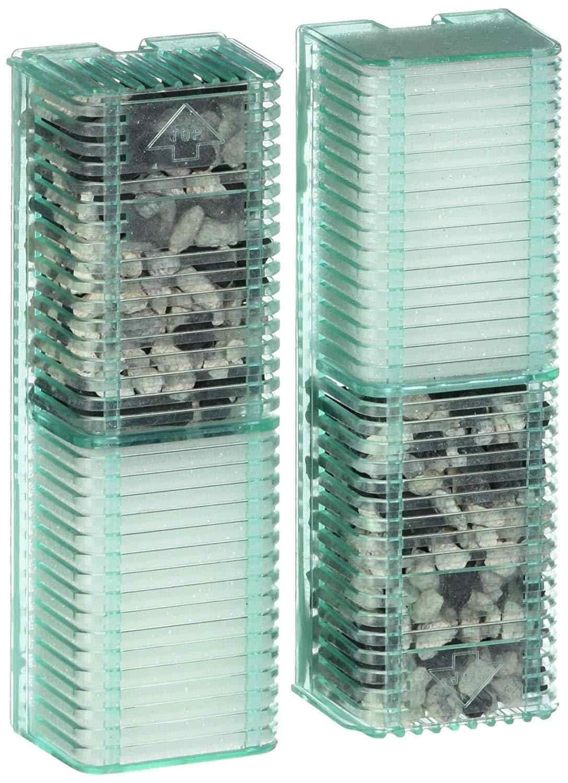 Fácil de instalar y reemplazar cartuchos de carbono/zeolita de alta calidad y pequeños filtros de bloques de espuma para mecánicos y biológicos fi