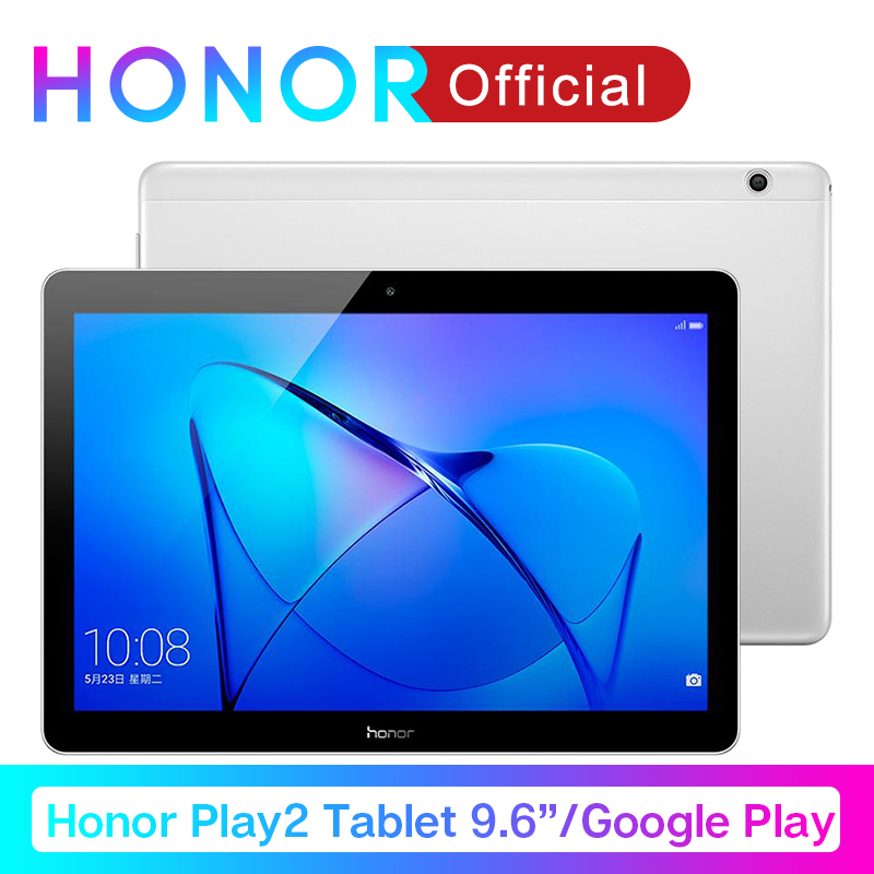 Huawei Honor Play 2 Tablet Play2 Mediapad 9.6'' Snapdragon 425 Extend 128G SD Card Wifi / LTE Kids Tablet Android Google Play
